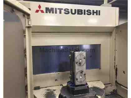 1998 Mitsubishi Model M-H4B CNC Horizontal Machining Center