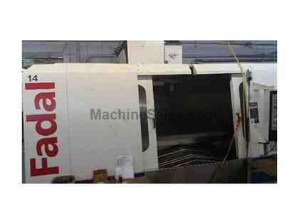 FADAL, 6535, CNC VERTICAL MACHINING CENTER NEW: 2004