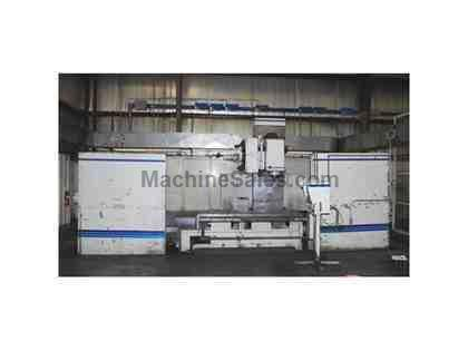 1995 Komo VMC 50/120 | Hennig Chip Conveyor | Vertical Machining Center