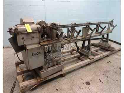 "3/16"" SHUSTER 1A WIRE STRAIGHTEN & CUT MACHINE"
