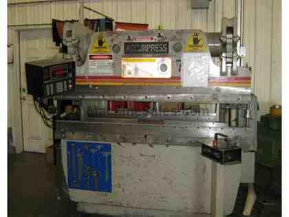 Accupress 7606 6' 60-Ton Press Brake