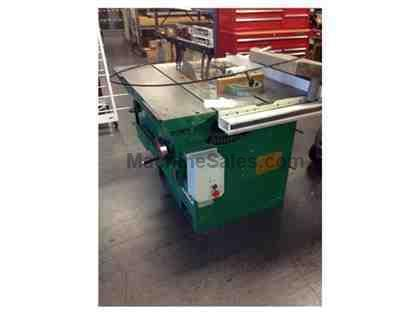 Used Table Saw 12 Sliding Macchine Casadei For Sale 90966