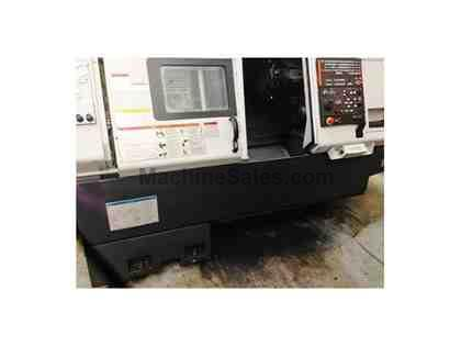 Mazak Quick Turn Nexus 250-II MSY CNC Turning Center