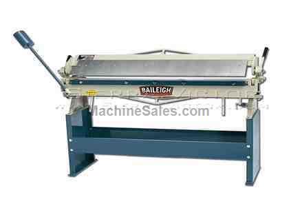 4' x 16 ga BAILEIGH® Box & Pan Brake