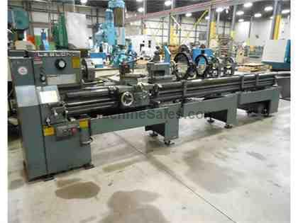 "1977 LeBlond Regal 19 Inch/Metric Engine Lathe, 19"" x 144"""