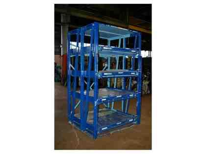 used industrial roll out heavy duty shelving rack for sale. Black Bedroom Furniture Sets. Home Design Ideas