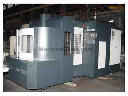 (1) USED JOHNFORD HMC-500H HORIZONTAL MACHINING CENTER