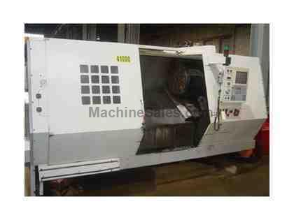 HAAS HL-6 CNC TURNING CENTER