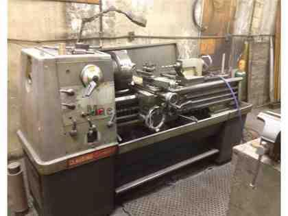 Clausing Colchester 15 Metal Lathe
