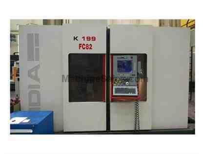 Fidia K199 5 Axis High Speed Vertical CNC Machining Center (2004)