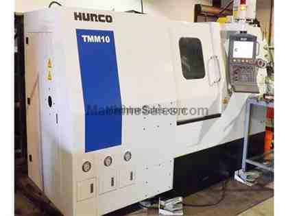 Hurco TMM10 3 Axis Turning Center (2008)