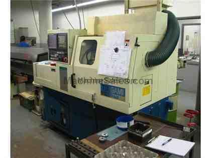 TSUGAMI BS-32C MARK III CNC SWISS TYPE LATHE (2006)