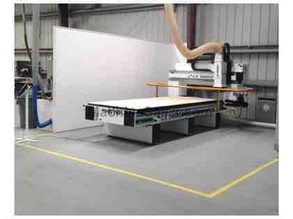 CR Onsrud 5' x 12' 3 Axis CNC Router (2006)