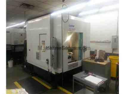 BROTHER TC-32B QT, 5-AXIS CNC TAPPING CENTER