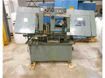 "KBC MODEL BS-12A AUTOMATIC HORIZONTAL BANDSAW, 12"" X 20"""