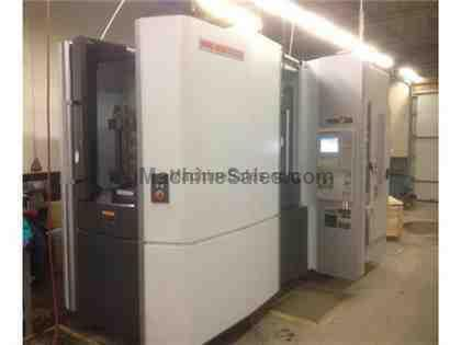 MORI SEIKI NHX5000 CNC HORIZONTAL MACHINING CENTER (2012)