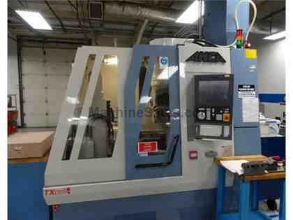 ANCA TXCELL UNIVERSAL CNC GRINDER WITH FANUC M-20IA ROBOT