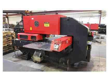 Amada Turrent Punch Press PEGA 304050