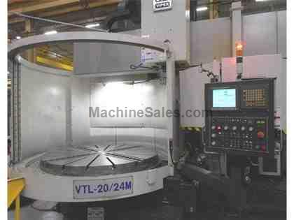 "78"" VIPER 20-24M, FANUC OITC, 2014, C-AXIS TABLE, LIVE SPINDLE IN RAM"