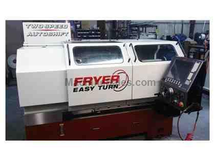 "FRYER EASY TURN 18, 2012, 8"" CHUCK, 18"" SWING, TAILSTOCK, EXCELLENT CONDITION"