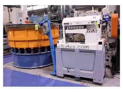 REM 62 CU. FT.ABRASIVE VIBRATORY FINISHING SYSTEM