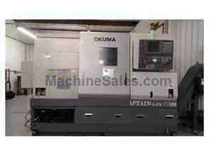 OKUMA, CAPTAIN L470, CNC LATHE NEW: 2005