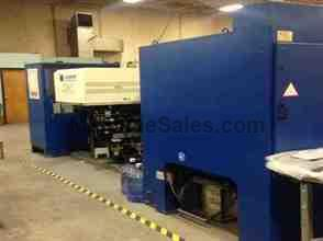 Trumpf 2530 3000 Watts Laser 4' x 8 Sheet with Front Shuttle Table MFG.2001