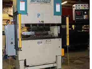 Premier Model 440-R-LC 4' x 40 Ton ,2 Axis ,Hydraulic Press Brake 2000