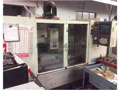 2001 Fadal VMC 4020HT CNC Vertical Machining Center
