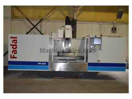 FADAL VMC8030HT CNC VERTICAL MACHINING CENTER (2011)