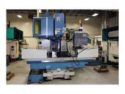 DAH LIH MCV 1500 CNC VERTICAL MACHINING CENTER (2006)