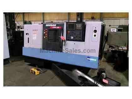 DOOSAN PUMA 280 CNC TURNING CENTER (2007)