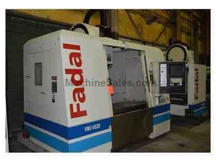 FADAL VMC 4525HT CNC VERTICAL MACHINING CENTER (2002)