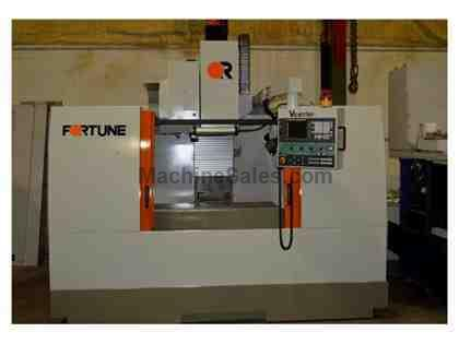 FORTUNE VCENTER 105 CNC VERTICAL MACHINING CENTER (2000)