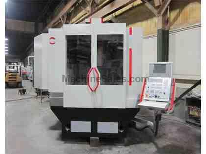 HERMLE C 1200 U 5 AXIS CNC VERTICAL MACHINING CENTER (2000)