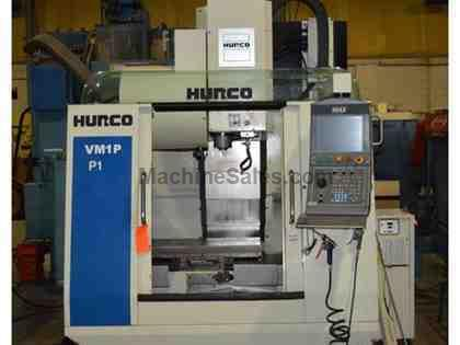 HURCO VM-1P CNC VERTICAL MACHINING CENTER (2008)