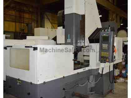 HWACHEON SIRIUS 700 DOUBLE COLUMN CNC VERTICAL MACHINING CENTER (2007)