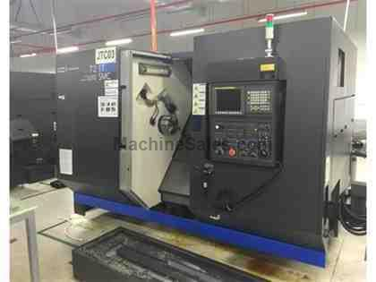 HWACHEON T2-1T SMC CNC TURN/MILL CENTER (2013)