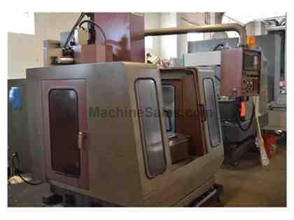 JOHNFORD VMC 500 CNC 3 AXIS CNC VERTICAL MACHINING CENTER (1995)