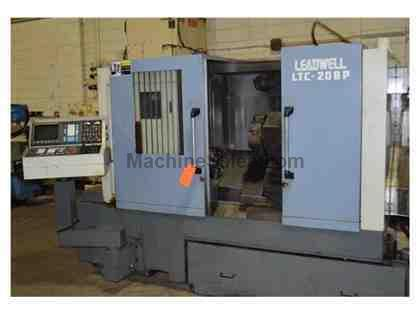 LEADWELL LTC 20BP CNC TURNING CENTER (1993)