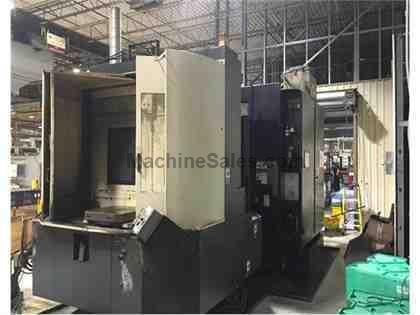 MAKINO A-66E CNC HORIZONTAL MACHINING CENTER (2001)