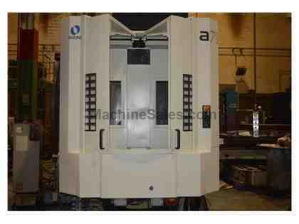 MAKINO A-71 CNC HORIZONTAL MACHINING CENTER (2003)