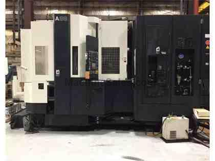 MAKINO A-71 CNC HORIZONTAL MACHINING CENTER (2007)