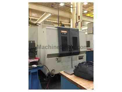 MAZAK µ-4800 CNC HORIZONTAL MACHINING CENTER (2002)