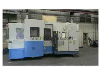 MAZAK ULTRA 650 CNC HORIZONTAL MACHINING CENTER (1999)