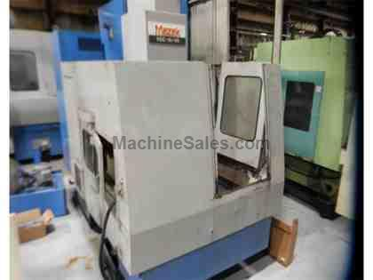 MAZAK VQC15-40 CNC VERTICAL MACHINING CENTER (1989)
