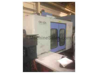 OKADA 1064 CNC GRAPHITE VERTICAL MACHINING CENTER (1995)