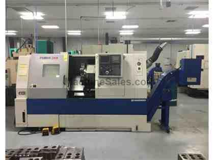 DAEWOO PUMA 300B CNC TURNING CENTER