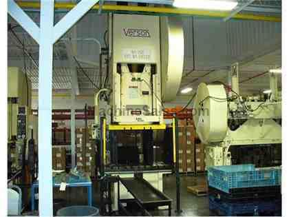 Verson 250-Ton Gap Frame Press