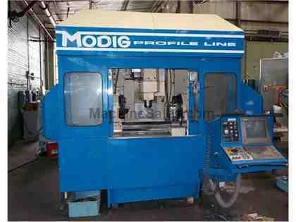 MODIG #7000 CNC EXTRUSION PROFILE MILL -5 AXIS